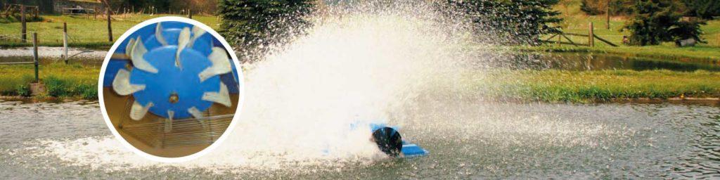 Lake and pond aeration
