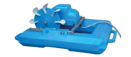 Aquawheel aerator model 1