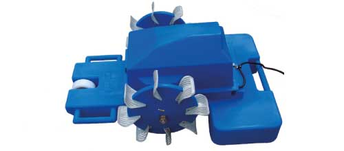 Aquawheel aerator model 2