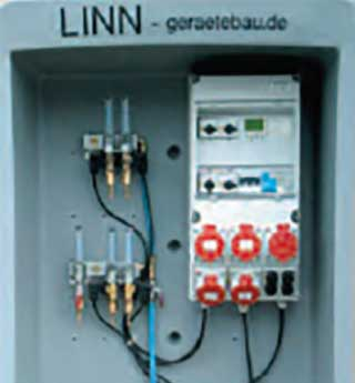 Compact control systems