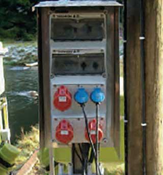 Fish farm monitoring
