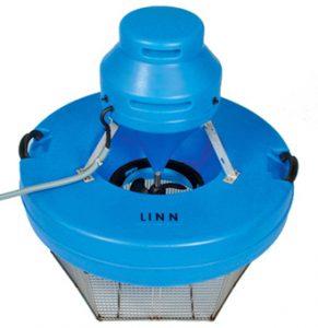Aqua Plitz for lake and pond aeration