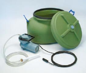 Portable Fish transport tank