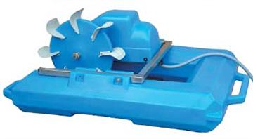 Model 1 - Surface aeration