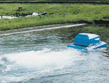 Turbo Jet Waste Water